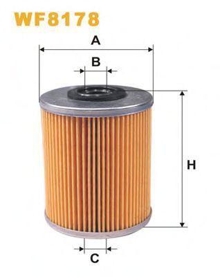 Фильтр топливный WIX WF8178