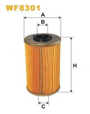 Фильтр топливный WIX WF8301
