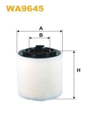 Фильтр воздушный WIX WA9645