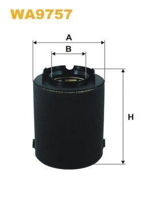 Фильтр воздушный WIX WA9757
