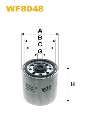 Фильтр топливный WIX WF8048