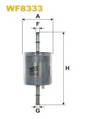 Фильтр топливный WIX WF8333