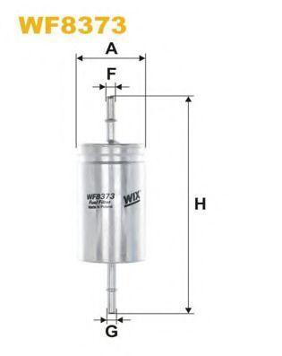 Фильтр топливный WIX WF8373