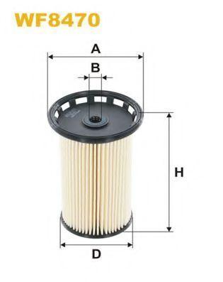 Фильтр топливный WIX WF8470