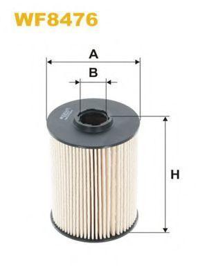 Фильтр топливный WIX WF8476