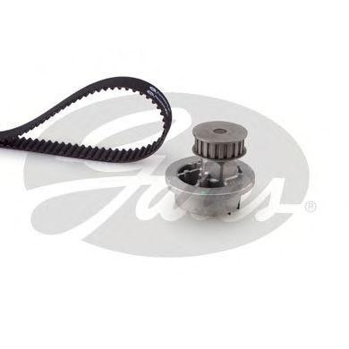 Водяной насос + комплект зубчатого ремня GATES KP15030