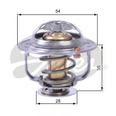 Термостат GATES TH43880G1