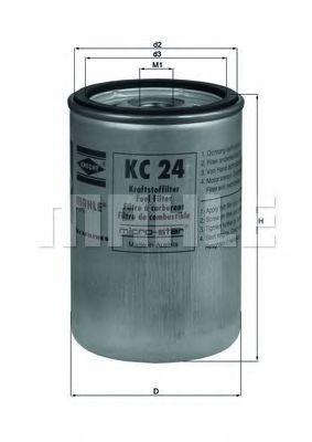 Фильтр топливный KNECHT KC 24