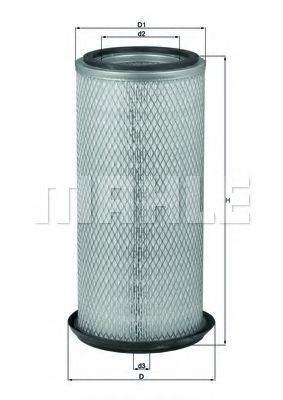 Воздушный фильтр KNECHT LX940