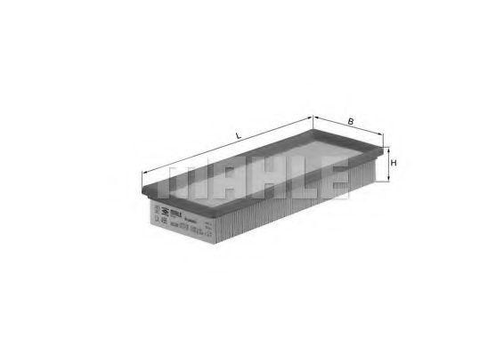 Фильтр воздушный KNECHT LX495