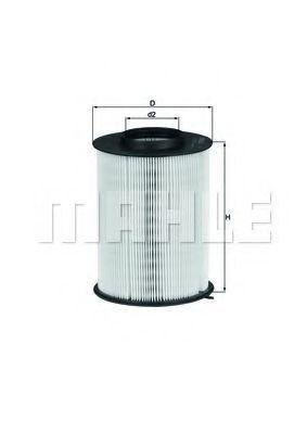 Фильтр воздушный KNECHT LX17803