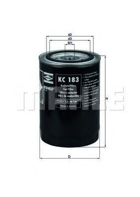 Фильтр топливный KNECHT KC183