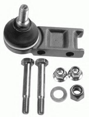 ремонтный комплект, несущие / направляющие шарниры LEMFÖRDER 1198801