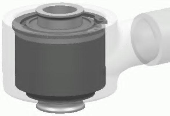 ремонтный комплект, рычаг подвески LEMFÖRDER 2319901