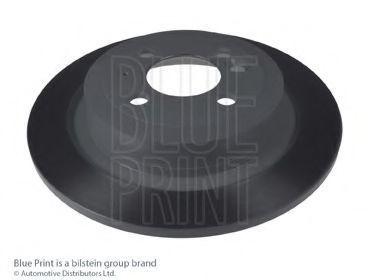 Диск тормозной BLUE PRINT ADB114316
