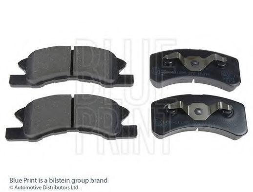 Комплект тормозных колодок, дисковый тормоз BLUE PRINT ADD64232