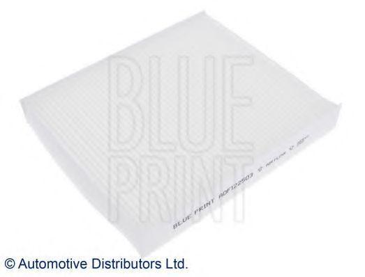 Фильтр салона BLUE PRINT ADF 122503
