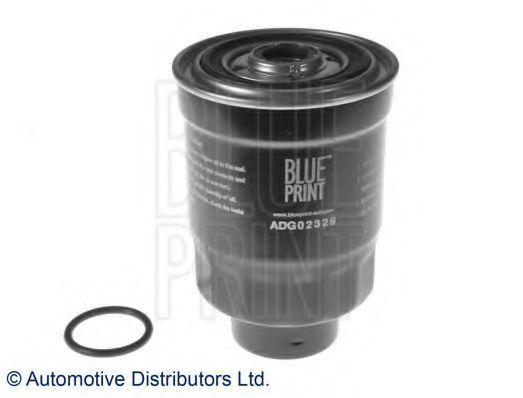 Купить Фильтр топливный BLUE PRINT ADG02329