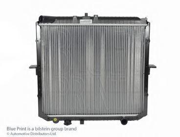 Радиатор, охлаждение двигателя BLUE PRINT ADG098110