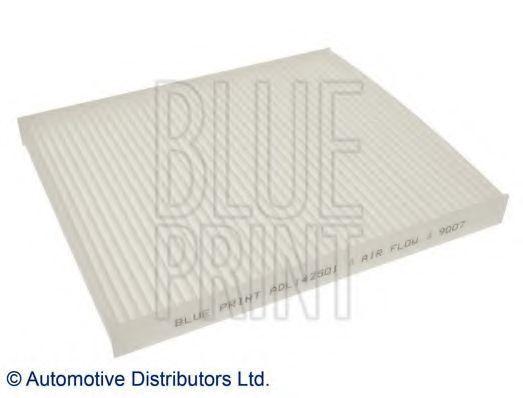 Фильтр салона BLUE PRINT ADL142501