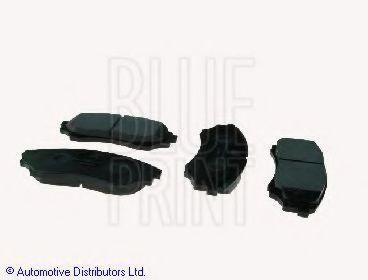 Колодки тормозные BLUE PRINT ADM54286