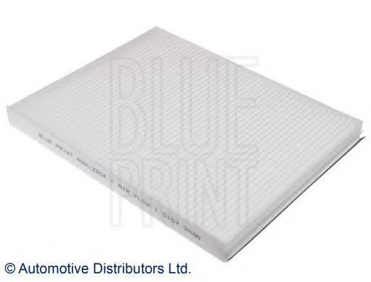 Фильтр салона BLUE PRINT ADN12504