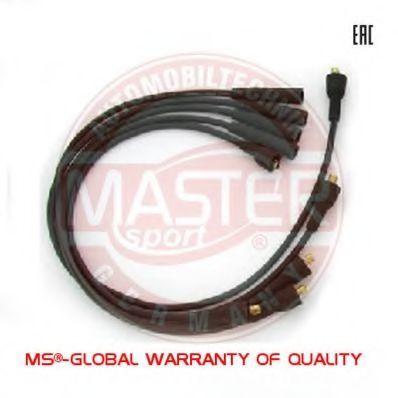 Комплект проводов зажигания MASTERCARE 351ZWLPGSETMS