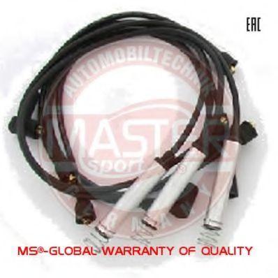 Комплект проводов зажигания MASTERCARE 570ZWLPGSETMS
