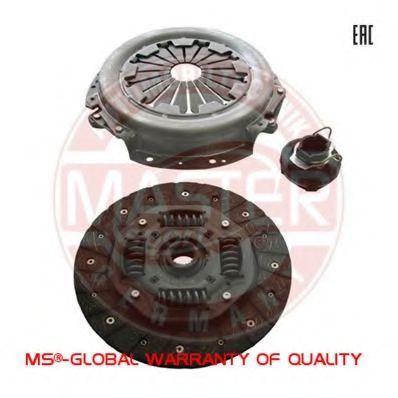 Комплект сцепления MASTERCARE 95100300SET3MS