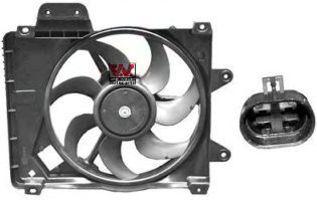 Вентилятор, охлаждение двигателя VAN WEZEL 1735746