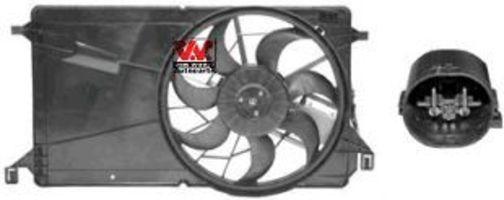 Вентилятор, охлаждение двигателя VAN WEZEL 2735746
