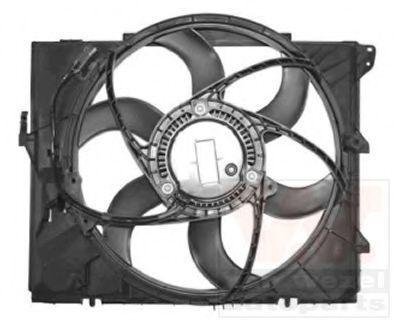 Вентилятор, охлаждение двигателя VAN WEZEL 0657746