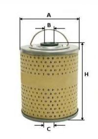 Масляный фильтр UNIFLUX FILTERS XO195