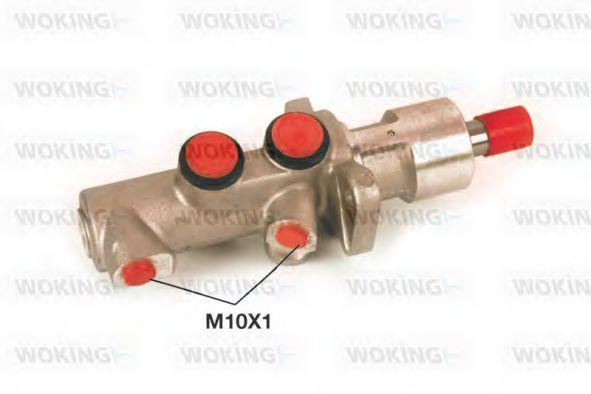 Главный тормозной цилиндр WOKING C102532