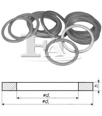 Кольца металлические FA1 047.810.100