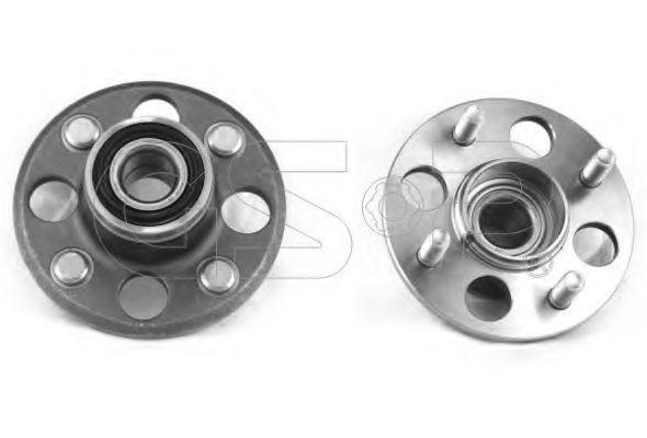 Ступица колеса GSP 9225008