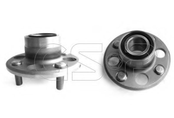 Ступица колеса GSP 9228030