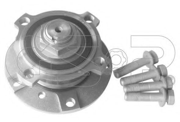 Ступица колеса GSP 9400001K