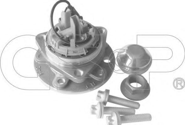 Подшипник ступицы колеса комплект GSP 9330021K