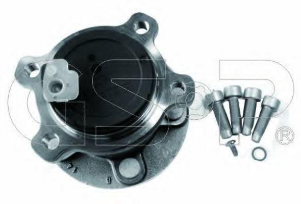 Подшипник ступицы колеса комплект GSP 9400207K