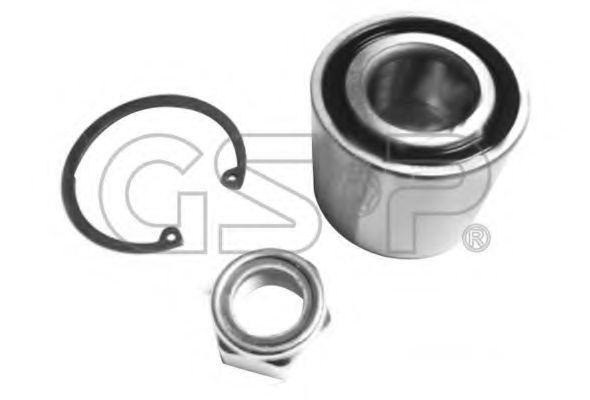 Подшипник ступицы колеса комплект GSP GK0976