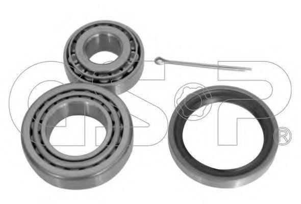 Подшипник ступицы колеса комплект GSP GK1369