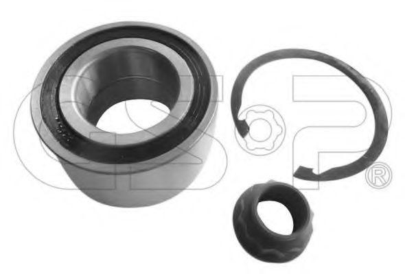 Подшипник ступицы колеса комплект GSP GK3946