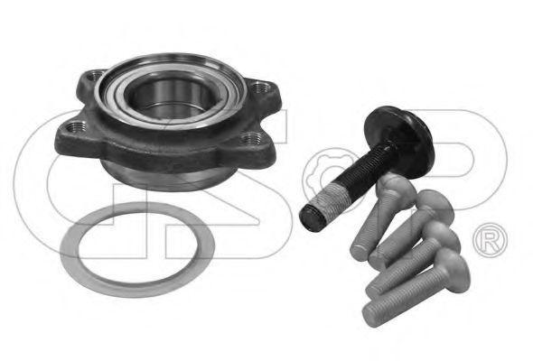 Подшипник ступицы колеса комплект GSP 9245007S