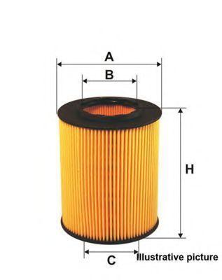 Масляный фильтр OPEN PARTS EOF413410