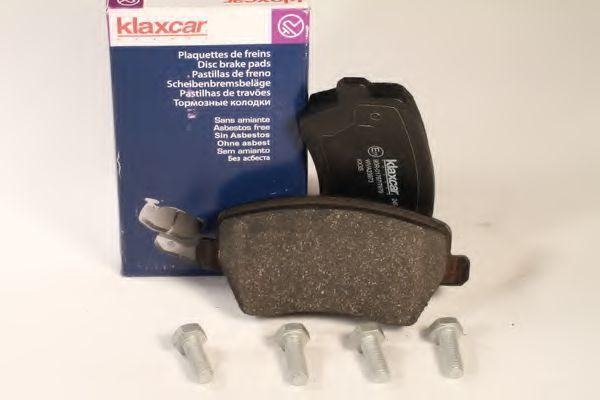 Колодки тормозные KLAXCAR FRANCE 24996Z