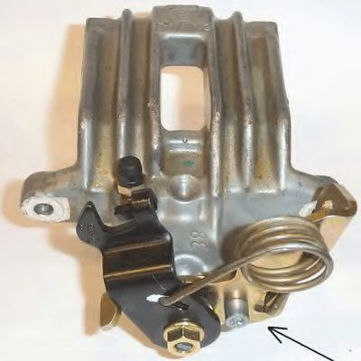 Суппорт тормозной TEXTAR 38048200