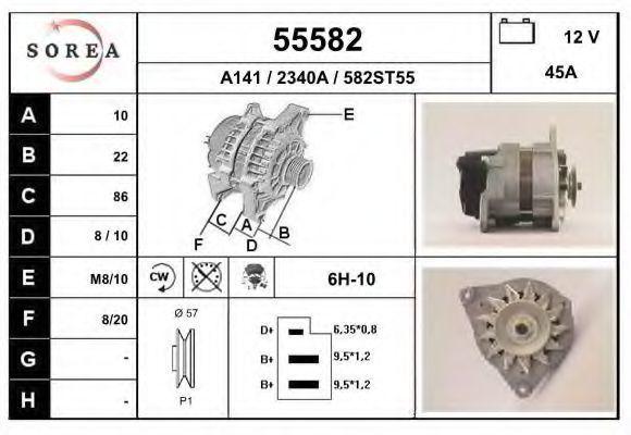 Генератор EAI 55582