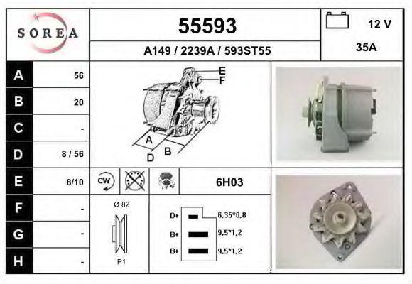 Генератор EAI 55593