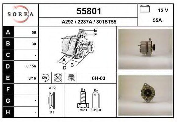 Генератор EAI 55801